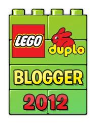 Lego Duplo Blogger