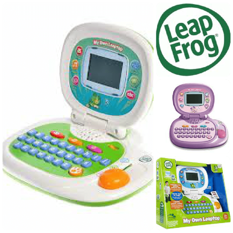 LeapFrog My Own Leaptop Review 2