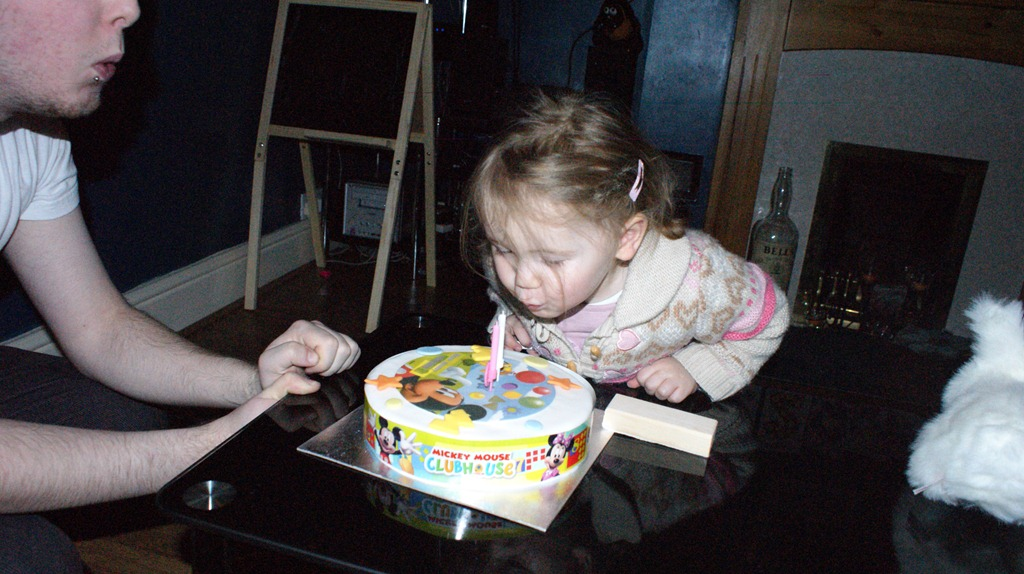 Happy Birthday Isabelle – 2 Years Old Today 2