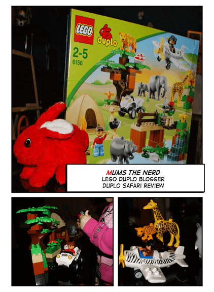 Duplo Safari Review 6