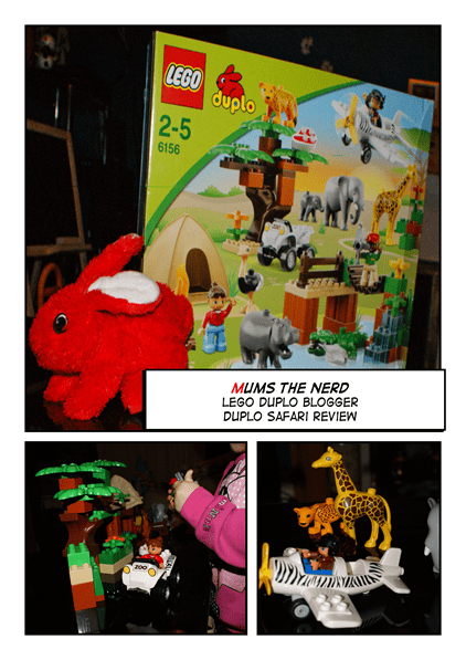 Duplo Safari Review 2