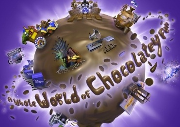 Day trips to keep everyone happy: Cadbury World 2