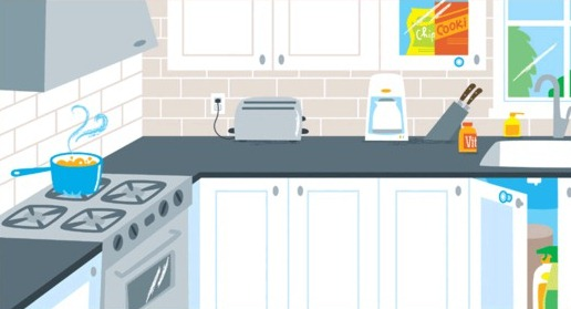 Childproof your kitchen 8