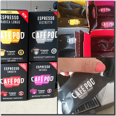 Coffee Moments with CaféPod 1
