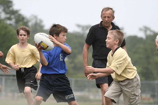 Why team sports are great for kids 1