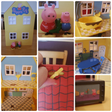 Peppa Pig Muddy Puddles Deluxe Playhouse Review 4