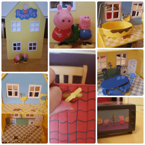 Peppa Pig Muddy Puddles Deluxe Playhouse Review 1