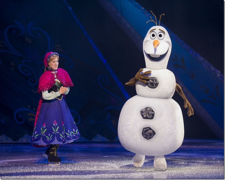 Do you want to build a Snowman? - Disney On Ice 8
