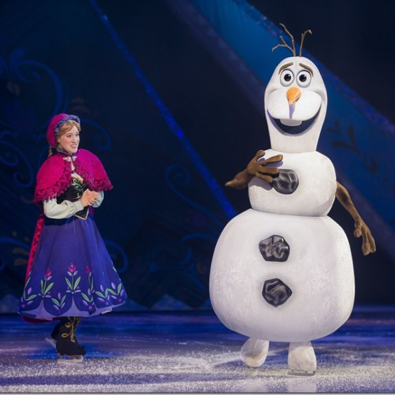 Do you want to build a Snowman? - Disney On Ice 6