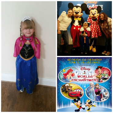 Review - Disney on Ice Worlds of Enchantment Tour 2