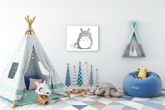 Fun Ways To Decorate Your Child S Bedroom