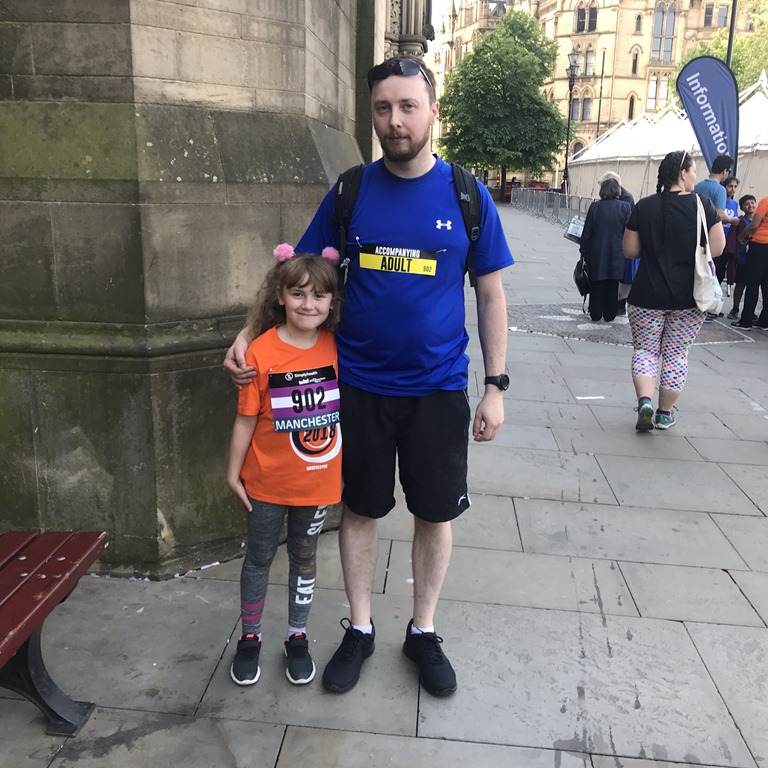 Simplyhealth Great Manchester Run 2