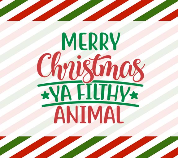 The Jingle All The Way Christmas Tag 4
