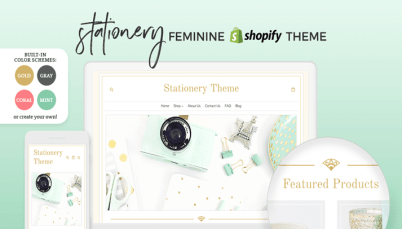 The Ins and Outs of Blogging: Website Themes and Templates 3