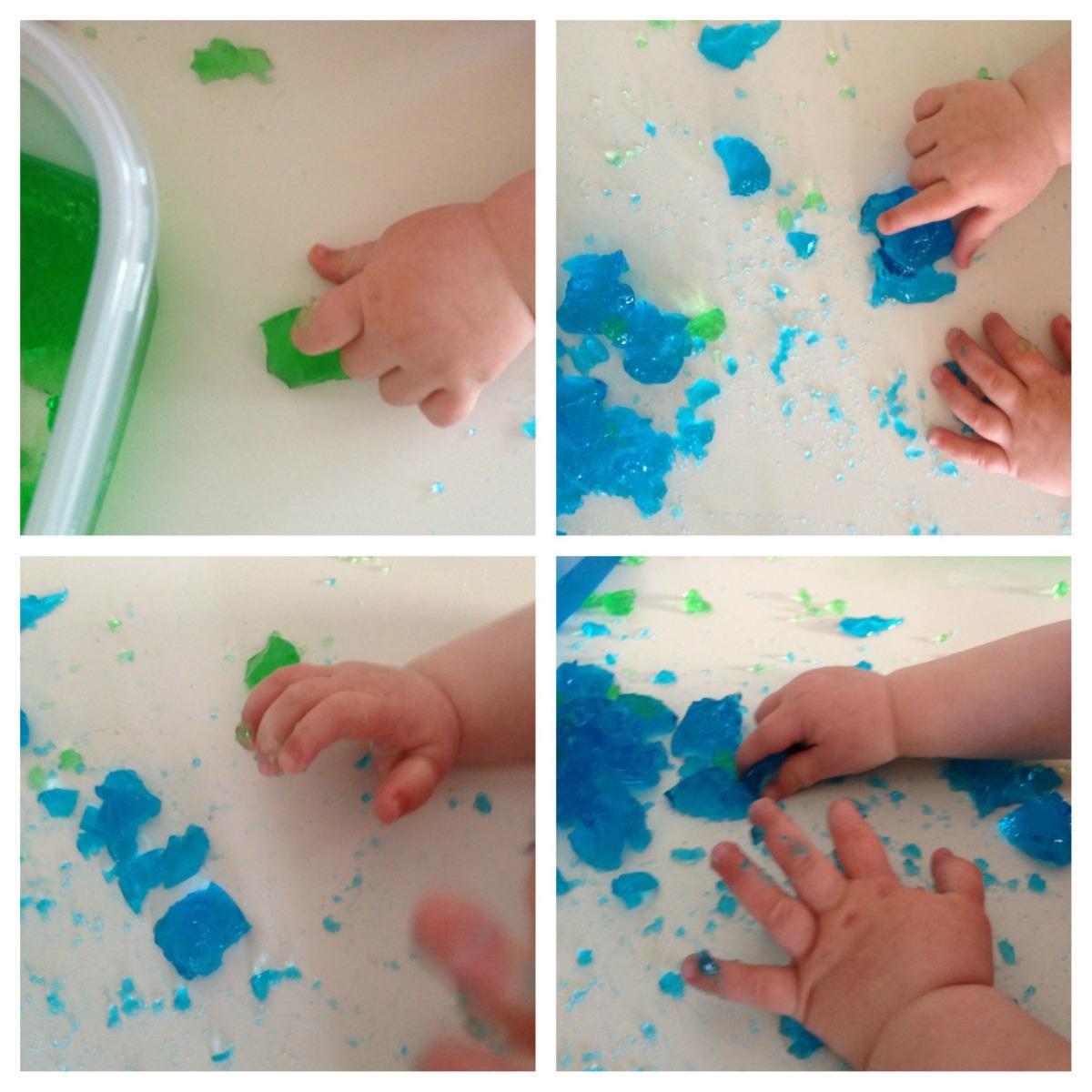 6. Spreading the Jello