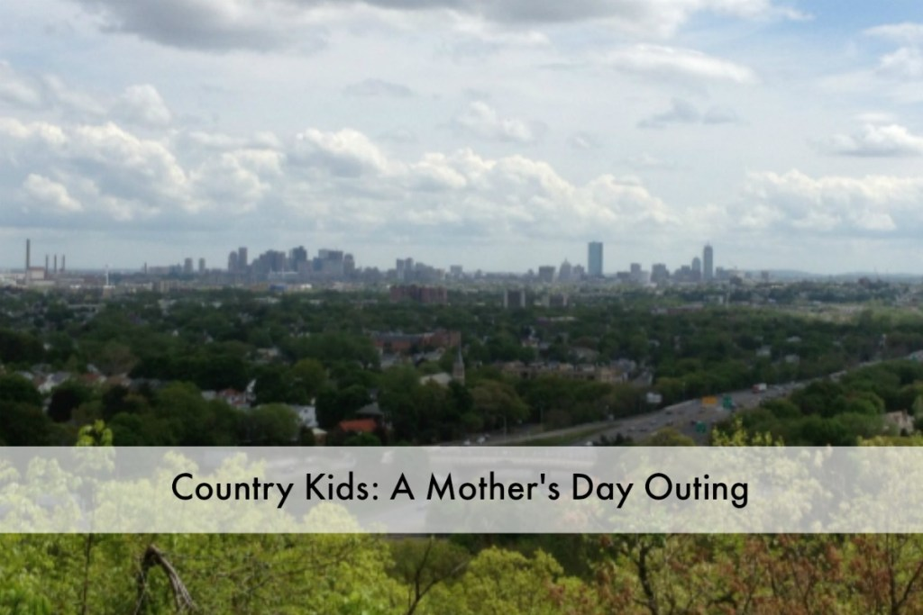A Mother's Day Outing