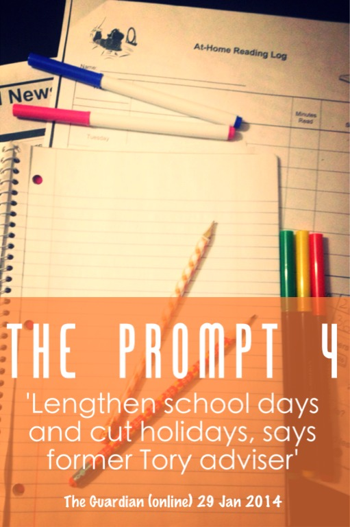 The Prompt 4: Longer School Hours