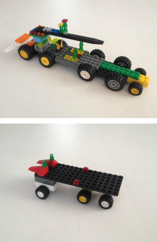 Lego Models 1