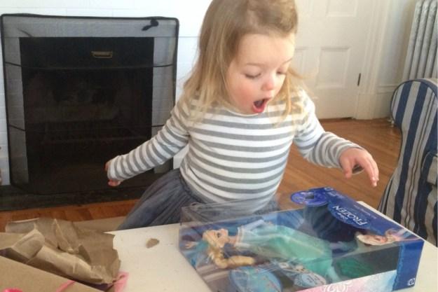 The joy of Elsa 1
