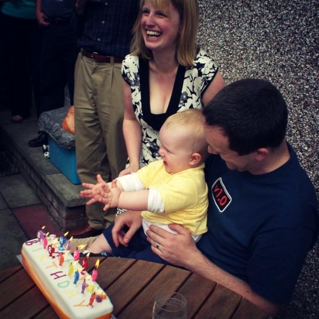 First 1st Birthday 2