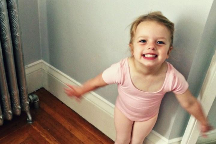 First Ballet Class