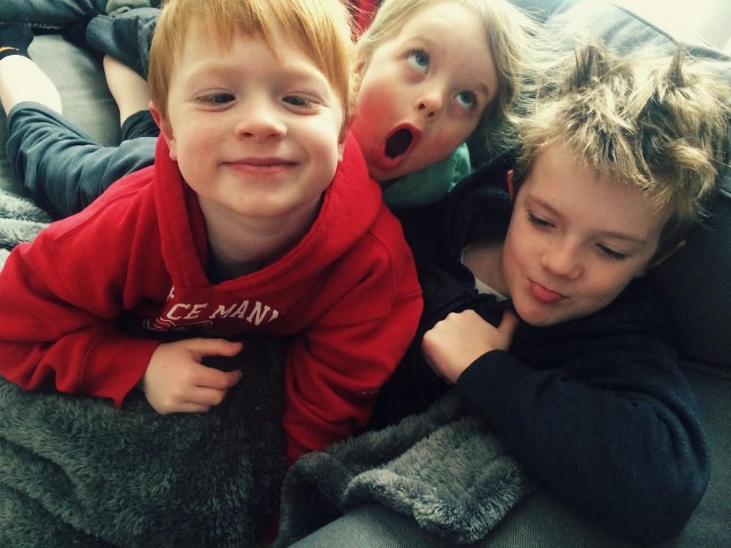 Siblings February 5