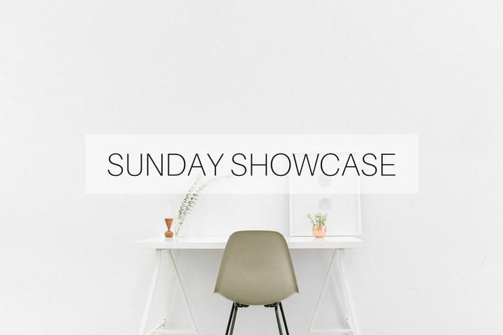 Sunday Showcase - Featured Image