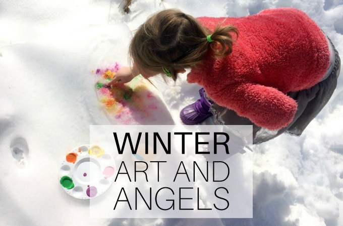 Winter - Art and Angels