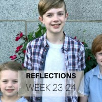 Reflections: Week 23-24