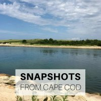 Snapshots from Cape Cod