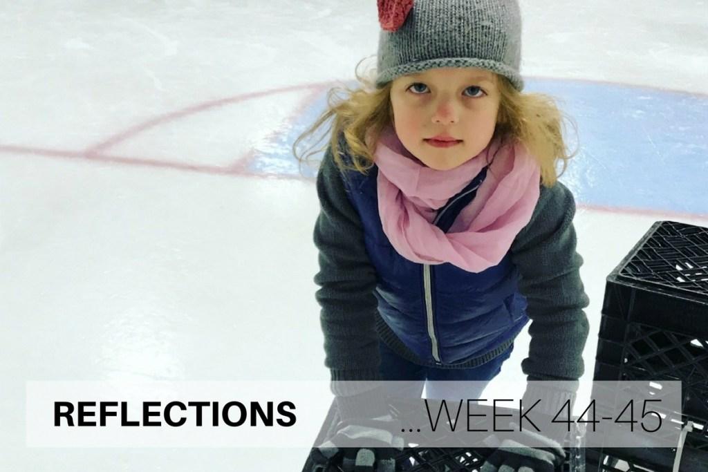 Reflections Week 44-45
