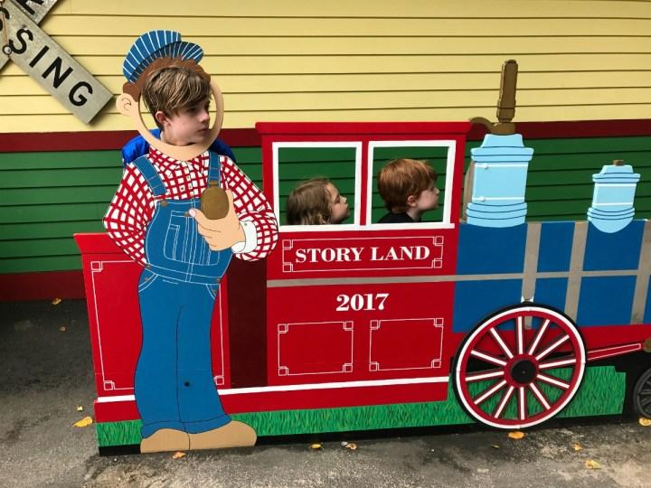 Snapshots from Storyland 15