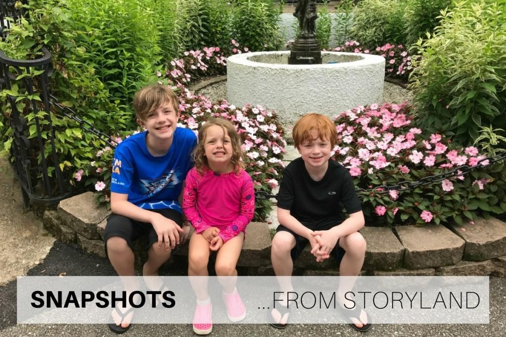 Snapshots from Storyland