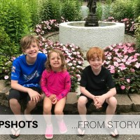 Snapshots from Storyland