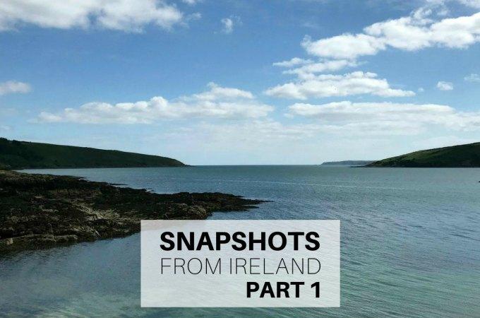 Snapshots from Ireland Part 1