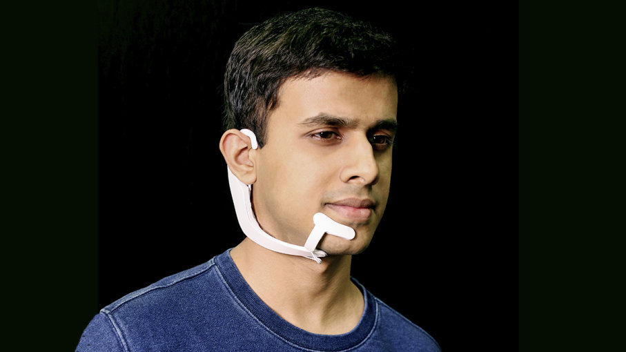 New MIT Headset, AlterEgo Can 'Hear' Your Thoughts and Respond
