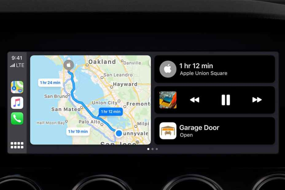 iOS 14: All the New CarPlay Features