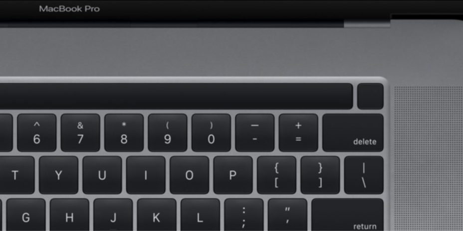 Future MacBook Keyboards Could Use Glass Keys for Higher Durability
