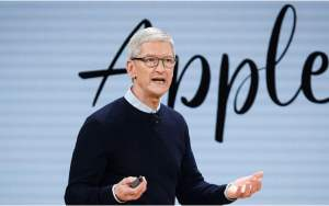 Tim Cook: Apple Does Not Dominate Any Market