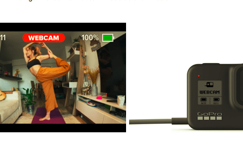 You Can Now Use Your GoPro as a Webcam on Mac, Here's How