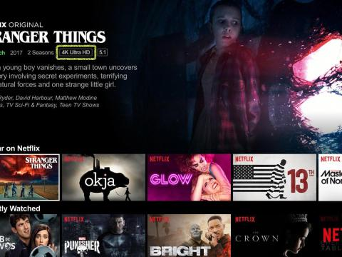How to Watch Netflix in 4K on a Mac