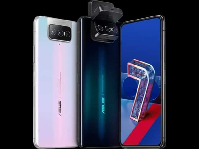 Asus ZenFone 7, ZenFone 7 Pro With Flip Camera, 90Hz AMOLED Display Launched