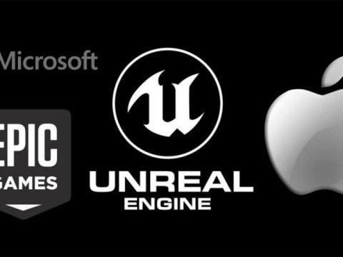Microsoft Says Apple Blocking Epic Games' Unreal Engine Would Harm Game Creators