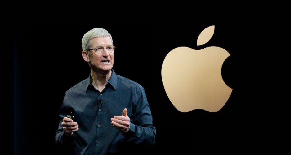 Tim Cook's Net Worth Exceeds $1 Billion as Apple's Value Nears $2trn