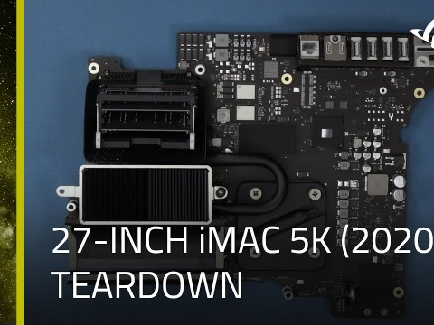 The 27-inch iMac Teardown Reveals All the Internal Changes