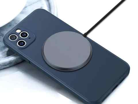 iPhone 12 Wireless Charger Announced that Magnetically Snaps to the Back of the Device