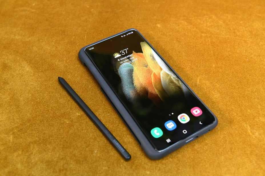 Samsung Galaxy S21 Ultra Finally Gets a Real QHD+ 120Hz Display