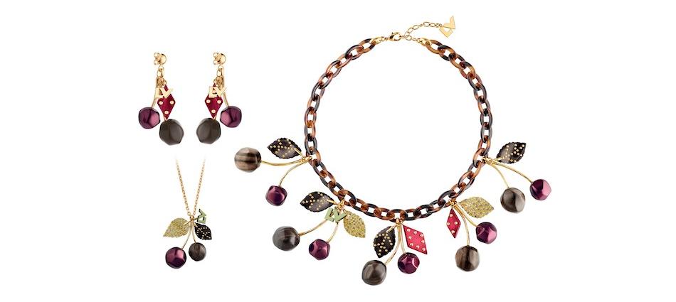 Louis Vuitton Chérie Cherry Accessories