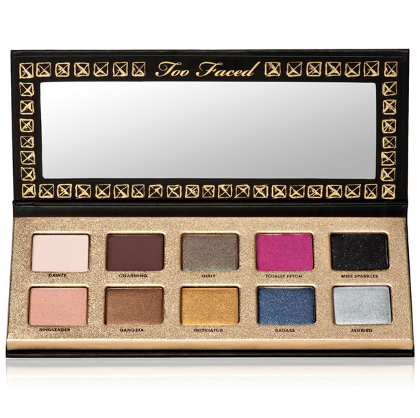 Too Faced Pretty Rebel Fall 2013 Makeup Collection