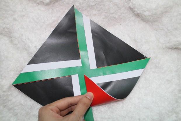 Folding Pinwheel